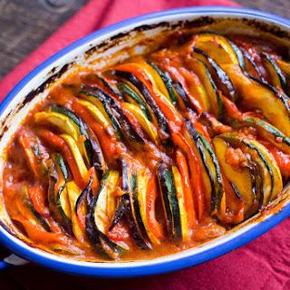 Baked Vegetarian Snacks Recipes