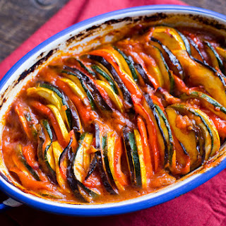 Ratatouille (Gluten-free, Perfect Health Diet, Paleo, Primal, Whole30).