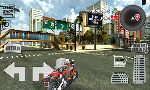 Crime City Game - Cars Fly 1.0.0.0 screenshots 3