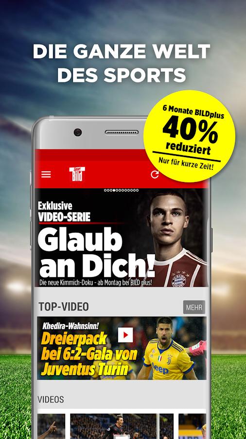 Sport BILD News & Videos zu Bundesliga und Sport