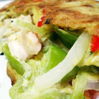 Korean-style Omelette.