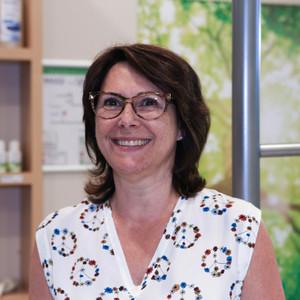 Françoise Roux, la dirigeante de BALEO Pressing et des laveries MATELO