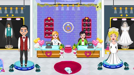 Pretend Town Wedding Party  screenshots 13