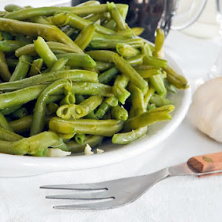 Slow Cooker Southern Style Green Beans.