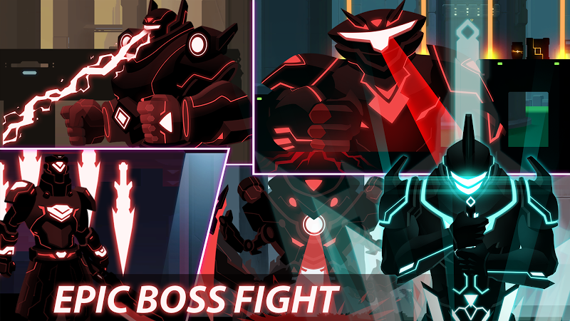Overdrive - Ninja Shadow Revenge Screenshot 2