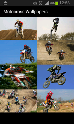 Motocross Wallpapers - screenshot
