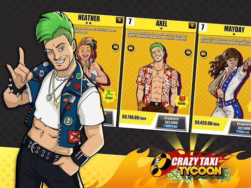 Crazy Taxi Tycoon  {cheat|hack|gameplay|apk mod|resources generator} 3