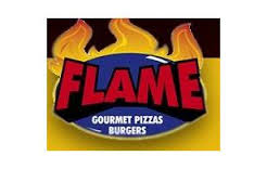 Image result for flame pizza