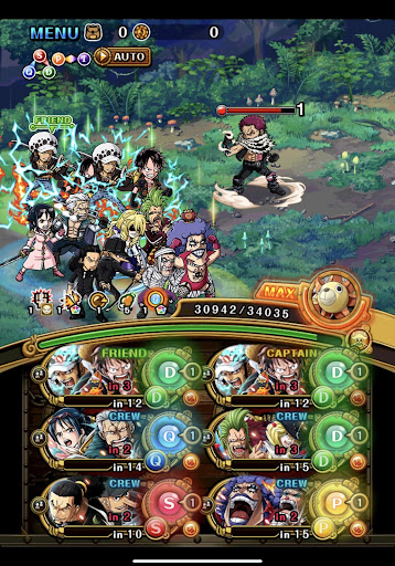 ONE PIECE TREASURE CRUISE 9.5.0 screenshots 7