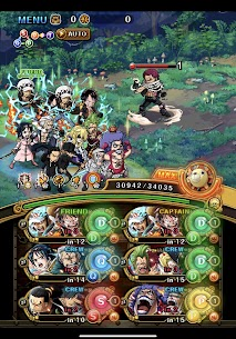 ONE PIECE TREASURE CRUISE Mod Apk Download For Android and Iphone 7