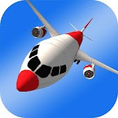 Airplane Flight Plane 3d flying simulator game