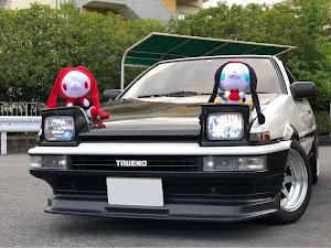 スプリンタートレノ AE86 GT-APEX 昭和62年3月生のカスタム事例画像 拓人さんの2019年09月03日18:03の投稿