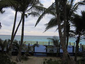 Photo: Yoga Retreat, Bahamas - view to yoga deck