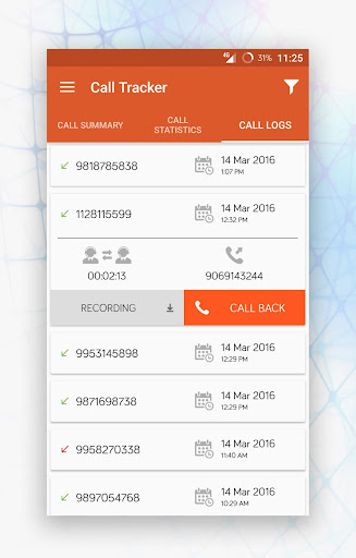 Call Tracker for Dealers screenshot 1