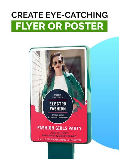 Poster Maker Flyer Maker Graphic Design App 28.0 Apk for Android 13