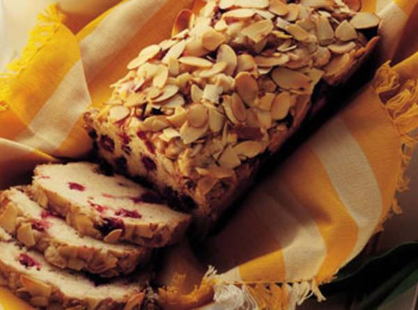 Cranberry Almond Bread Recipe