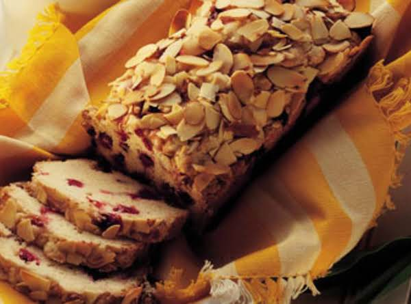 Cranberry Almond Bread Recipe