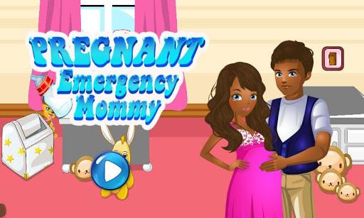 妊娠中の母親と新生児