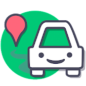 Wazypark. The car-drivers app