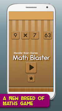 math blaster apk screenshot