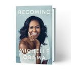 Becoming By Michelle Obama icon