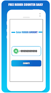 Free Robux Counter For Roblox 1 0 + (AdFree) APK for Android