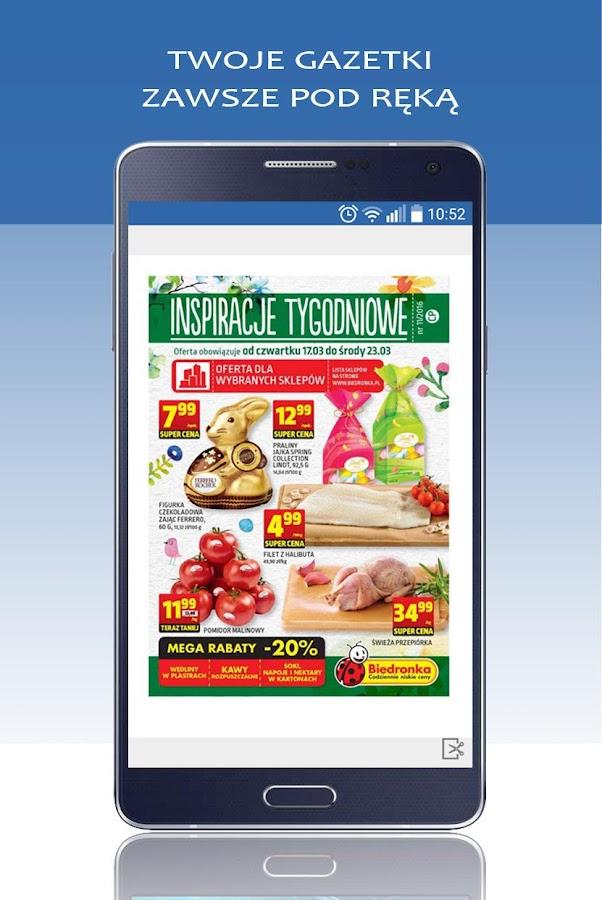Aktualne Gazetki Promocyjne Android Apps On Google Play