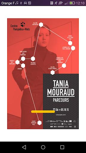 Tania Mouraud Tour