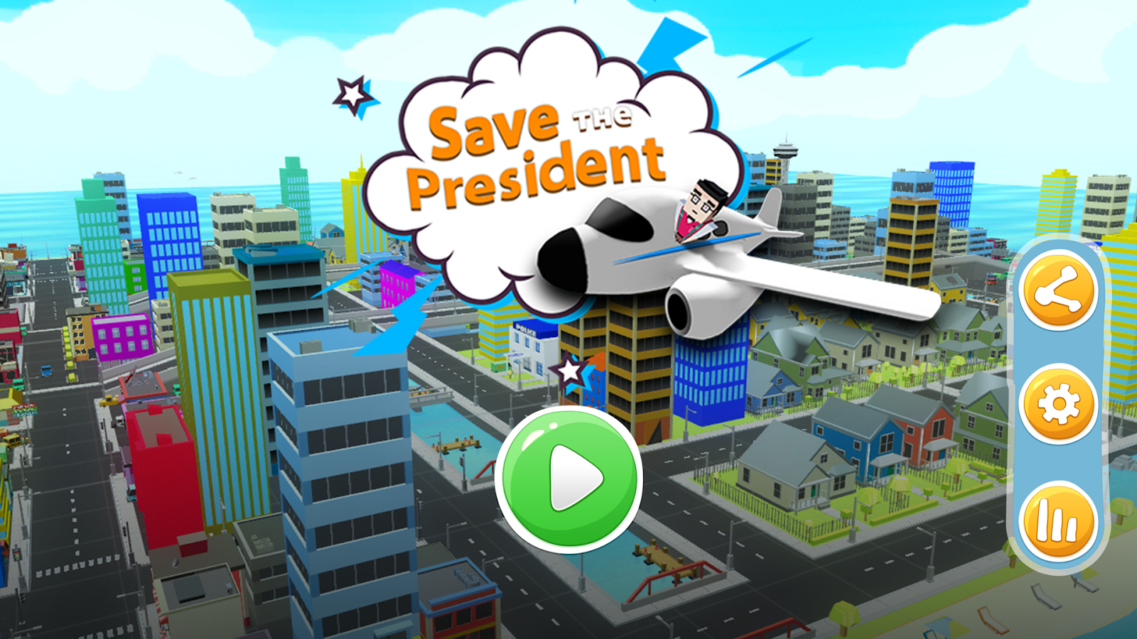 Save The President- screenshot