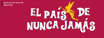 Juguetería El País de Nunca Jamás