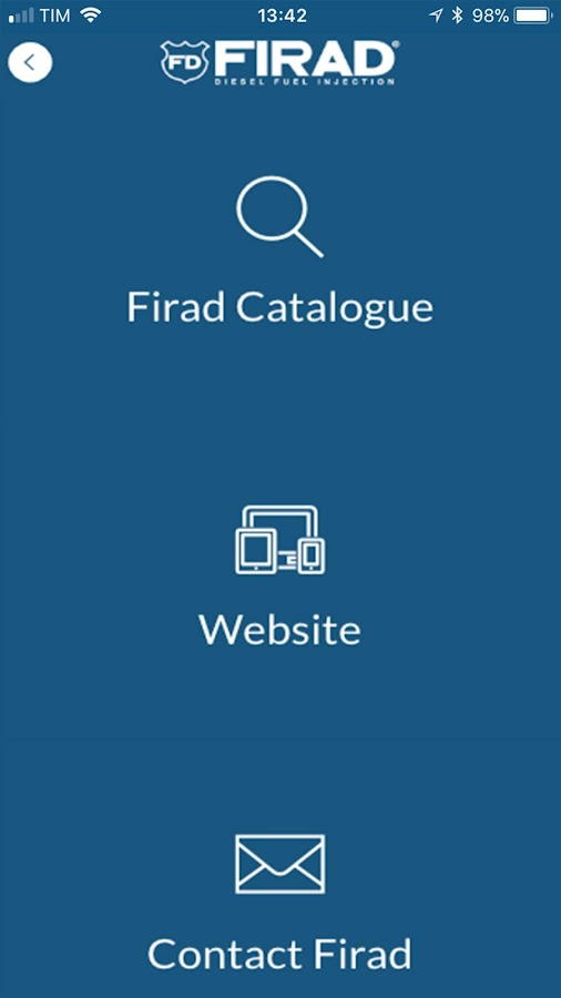 Firad- screenshot