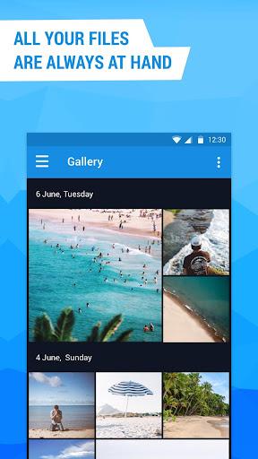 Cloud Mail.Ru:  Keep your photos safe  screenshots 2