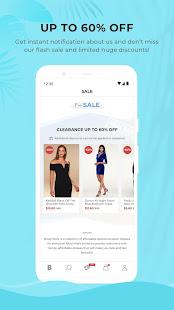 Blush Mark: Shopping Clothes