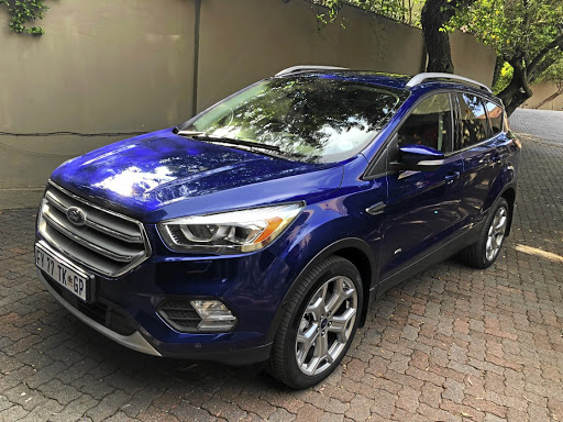 The Styling Updates Give The Kuga A More Premium Look Picture Mark Smyth