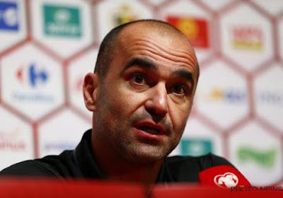 "Martinez: ""J'ai ressenti la douleur après l'Espagne"""