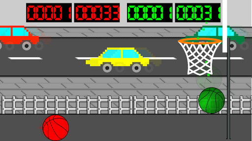 Hoops - A 2D Basketball Game