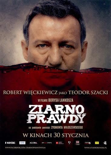 Przód ulotki filmu 'Ziarno Prawdy'