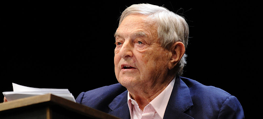 This was not a good week for two dummy groups funded by George Soros