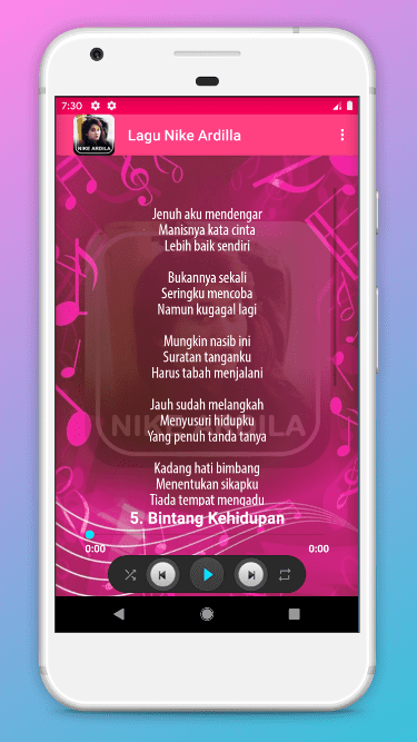 Lagu Nike Ardilla Plus Lyric Android تطبيقات Appagg