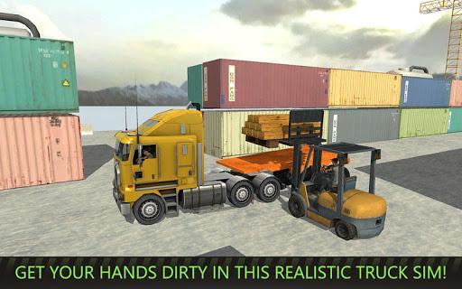 USA Truck Driver: 18 Wheeler 1.4 screenshots 15