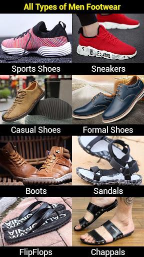Men Shoes Online Shopping India 1.1.7 screenshots 2
