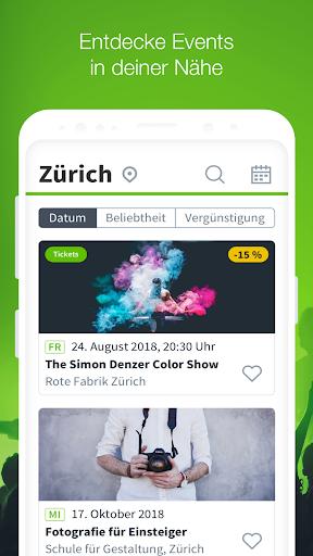 Eventfrog 1.5.1 Screenshots 1