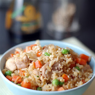 Nasi Goreng (Fried Rice).