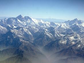 Photo: Mount Everest, Lhotse und Makalu