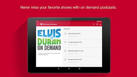 iHeartRadio Free Music & Radio Screenshot 10