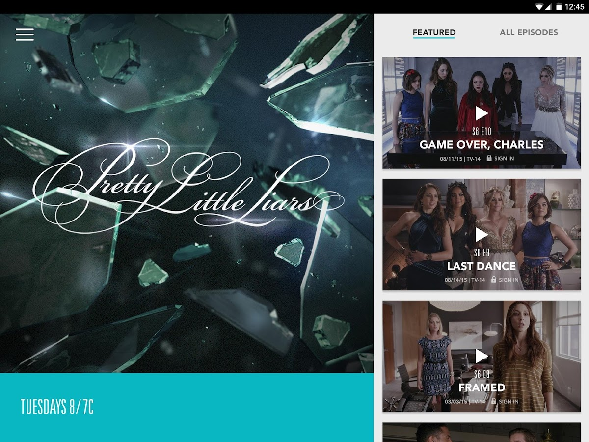 Freeform - Formerly ABC Family- screenshot