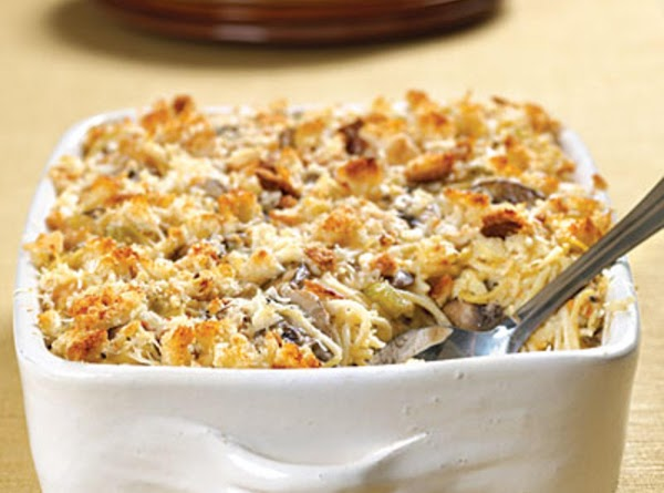 Chick-ling Spaghetti Parmesan Recipe