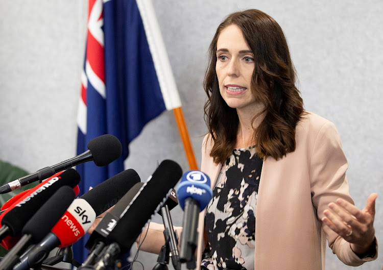 New Zealand Prime Minister Jacinda Ardern. Picture: REUTERS/MARTIN HUNTER