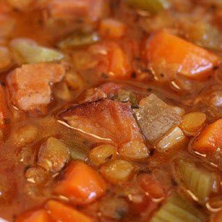 Ham Based Vegetable Soup Recipes