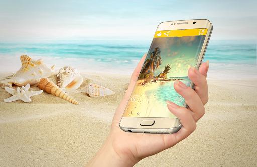 玩免費遊戲APP|下載أفضل صور خلفيات البحر للهاتف app不用錢|硬是要APP
